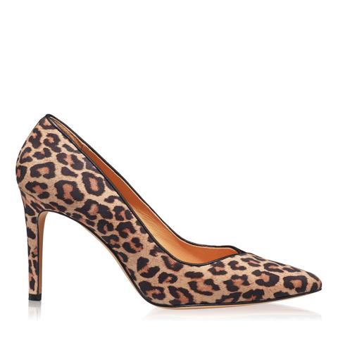 Pantofi Eleganti Dama Betty Animal Print F1