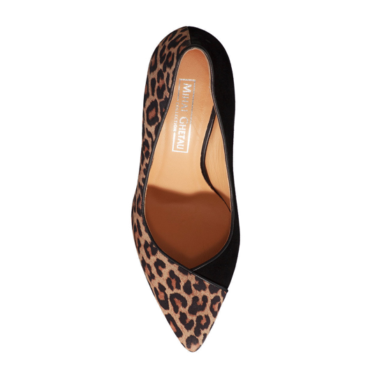 Pantofi Eleganti Dama Betty Animal Print F4
