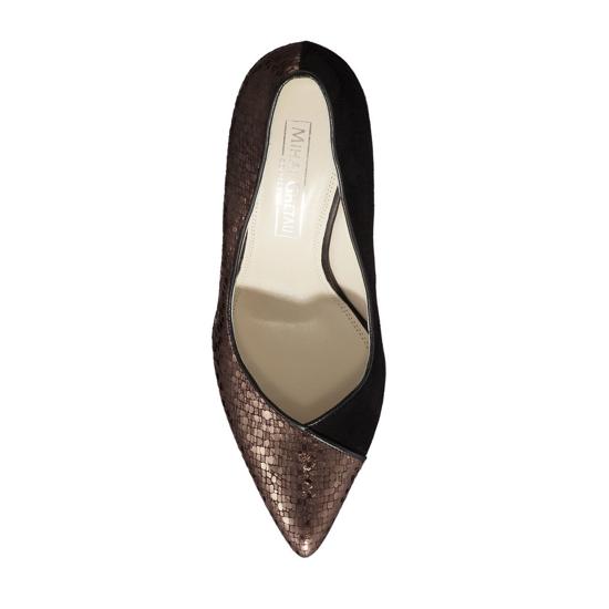 Pantofi Eleganti Dama Betty Camoscio Domino F4