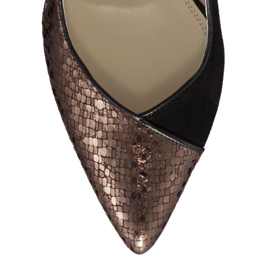 Pantofi Eleganti Dama Betty Camoscio Domino F5