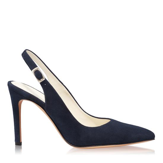 Pantofi Eleganti Dama Candy Blue F1
