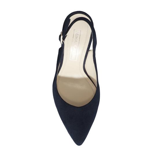 Pantofi Eleganti Dama Candy Blue F4