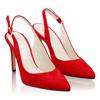 Pantofi Eleganti Dama Candy Rosu F2