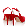 Pantofi Eleganti Dama Candy Rosu F3