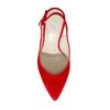 Pantofi Eleganti Dama Candy Rosu F4