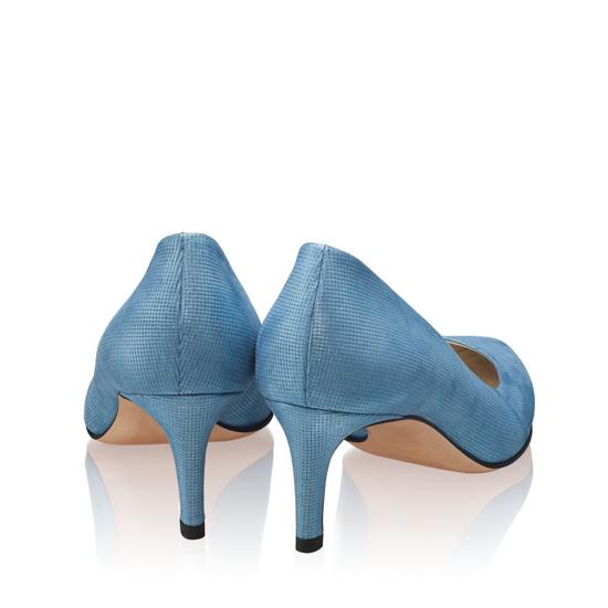 Pantofi Eleganti Dama Anne Blue Sky F3
