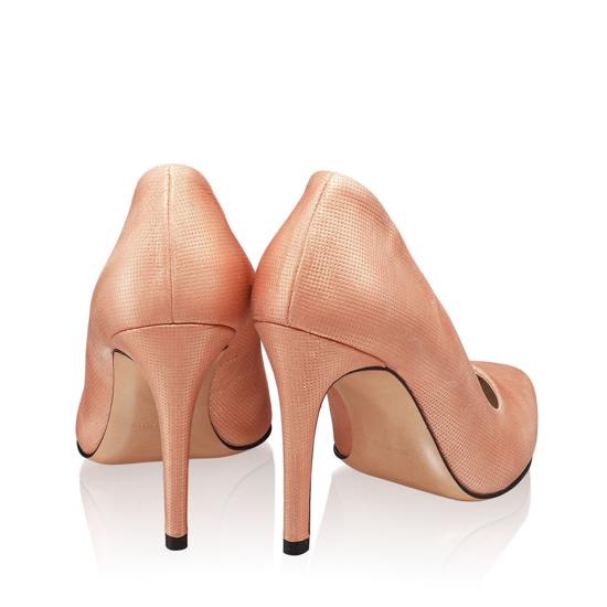 Pantofi Eleganti Dama Anne Roz Oro F3