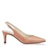 Pantofi Eleganti Dama Candy Roz Oro F1