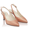 Pantofi Eleganti Dama Candy Roz Oro F2