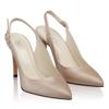 Pantofi Eleganti Dama Candy Nude Oro F2
