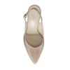 Pantofi Eleganti Dama Candy Nude Oro F4