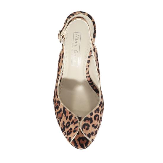 Sandale Elegante Dama Amy Animal Print Lynx F4