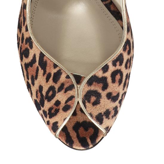 Sandale Elegante Dama Amy Animal Print Lynx F5