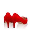 Pantofi Eleganti Dama Anne Rosu 02 F3