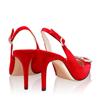 Pantofi Eleganti Dama Candy Rosu 02 F3