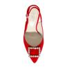Pantofi Eleganti Dama Candy Rosu 02 F4