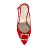 Pantofi Eleganti Dama Candy Rosu 03 F4