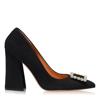 Pantofi Eleganti Dama Anne Negru F1