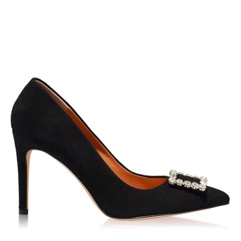 Pantofi Eleganti Dama Anne Negru 02 F1