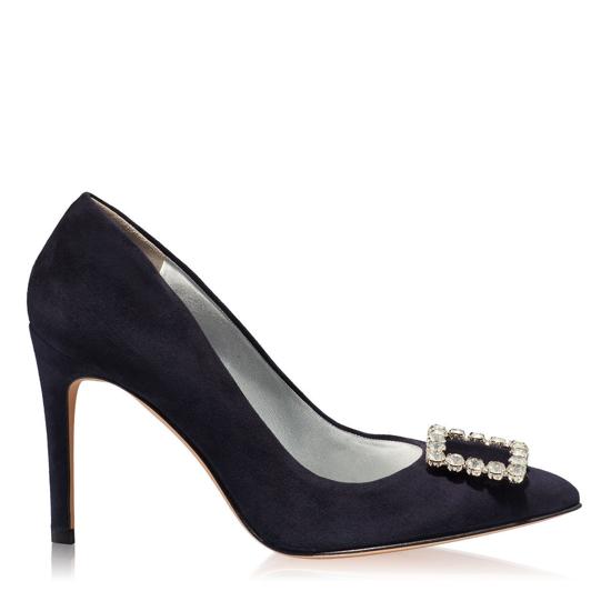 Pantofi Eleganti Dama Anne Negru 04 F1