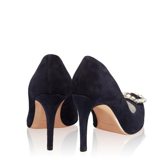 Pantofi Eleganti Dama Anne Negru 04 F3