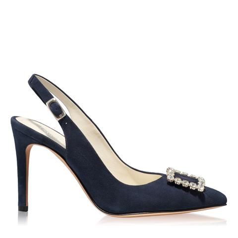 Pantofi Eleganti Dama Candy Blue 02 F1