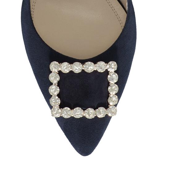 Pantofi Eleganti Dama Candy Blue 02 F5