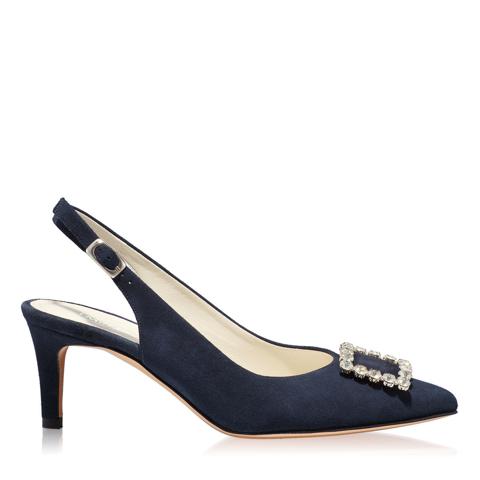 Pantofi Eleganti Dama Candy Blue 03 F1