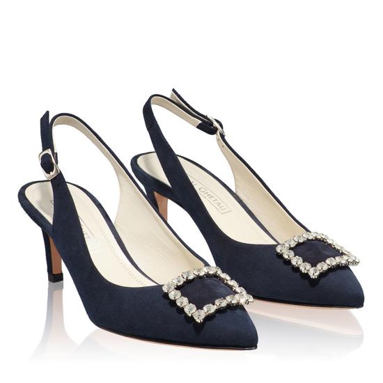 Pantofi Eleganti Dama Candy Blue 03 F2