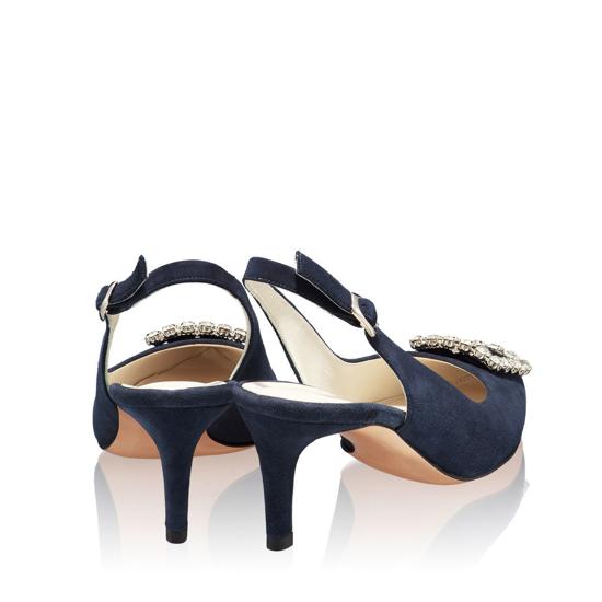 Pantofi Eleganti Dama Candy Blue 03 F3