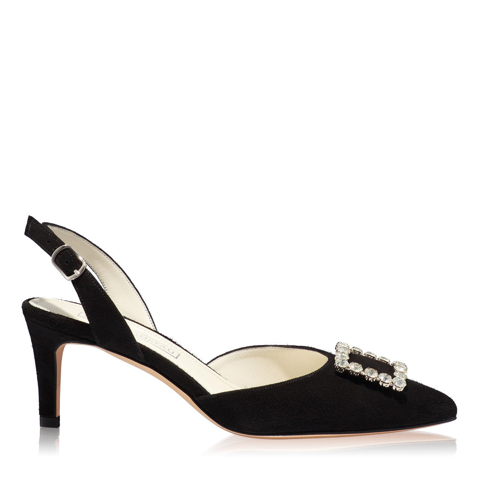 Sandale Elegante Dama Camy Negru 02 F1