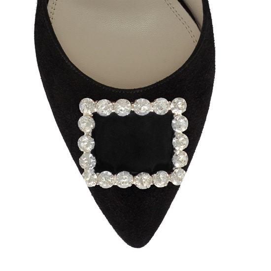 Sandale Elegante Dama Camy Negru 02 F5