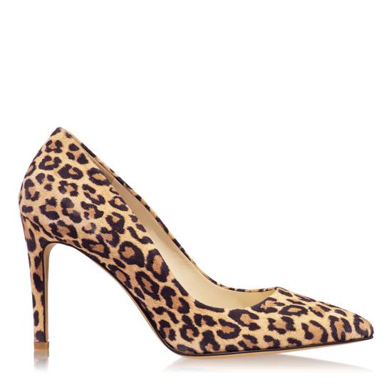 Pantofi Eleganti Dama Anne Animal Print Lynx F1