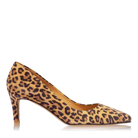 Pantofi Eleganti Dama Anne Animal Print Lynx 02 F1