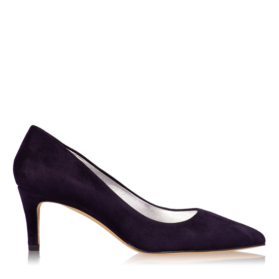 Pantofi Eleganti Dama Anne Blue 02 F1