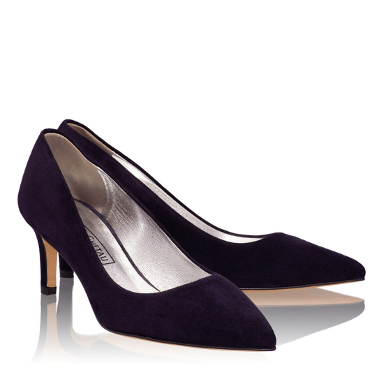 Pantofi Eleganti Dama Anne Blue 02 F2