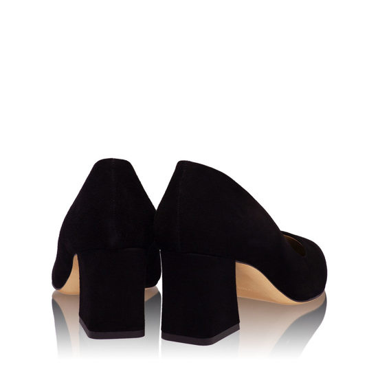 Pantofi Eleganti Dama Anne Negru 05 F3