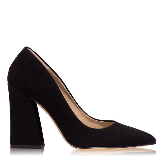 Pantofi Eleganti Dama Anne Negru 06 F1