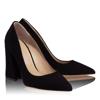 Pantofi Eleganti Dama Anne Negru 06 F2