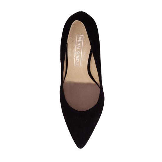 Pantofi Eleganti Dama Anne Negru 06 F4
