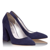 Pantofi Eleganti Dama Anne Blue 03 F2