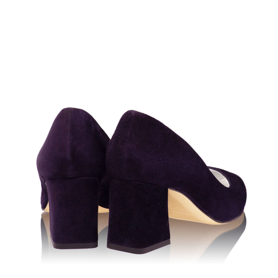 Pantofi Eleganti Dama Anne Blue 04 F3