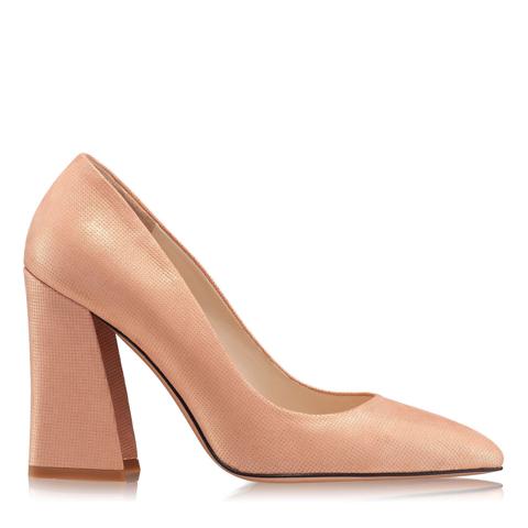 Pantofi Eleganti Dama Anne Roz Oro 02 F1
