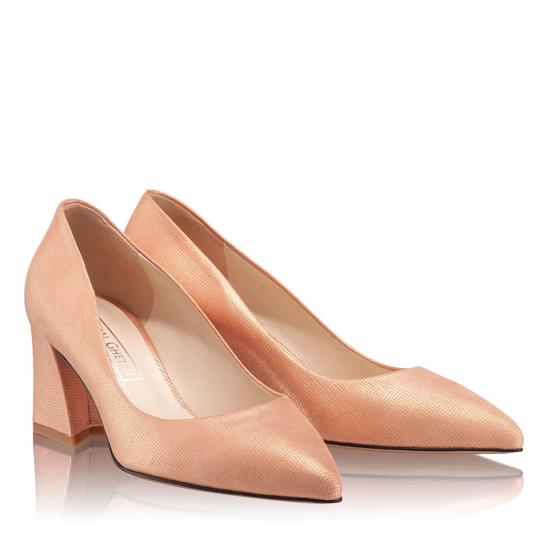 Pantofi Eleganti Dama Anne Roz Oro 03 F2