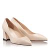 Pantofi Eleganti Dama Anne Gri Oro F2