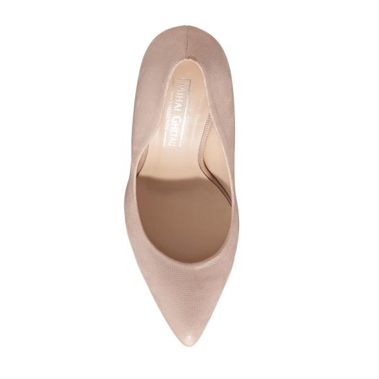 Pantofi Eleganti Dama Anne Nude Oro F4