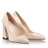 Pantofi Eleganti Dama Anne Gri Oro 02 F2