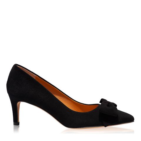 Imagine Pantofi Eleganti Dama Anne Negru 6-01
