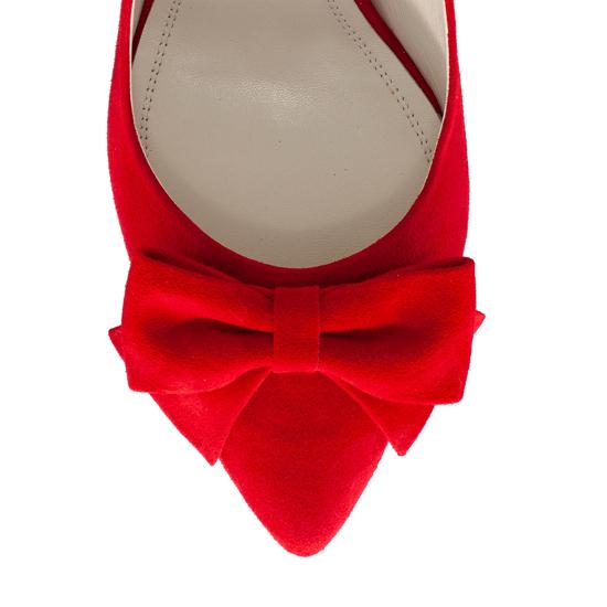 Imagine Pantofi Eleganti Dama Candy Rosu 6-2-01