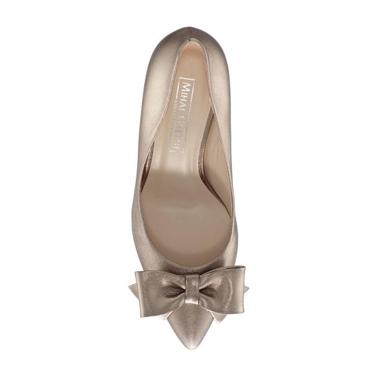 Imagine Pantofi Eleganti Dama Anne Gri 6-02-1